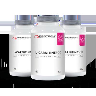L-CARNITINE 500 + Q10